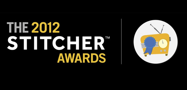 Coverville is a finalist in the 2012 Stitcher Awards