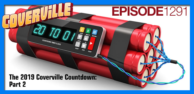 Coverville  1291: Coverville Countdown 2019 part 2